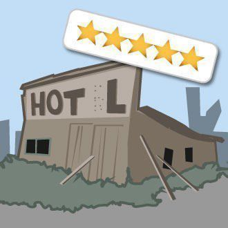 Fake Review Hotel