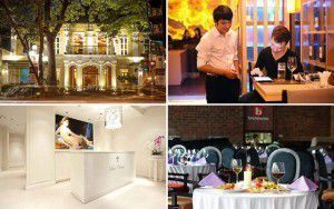 Bewertung Restaurant & Hotel via Tablet