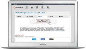 customize your survey link