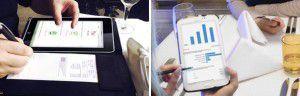 Feedback Management via Tablet
