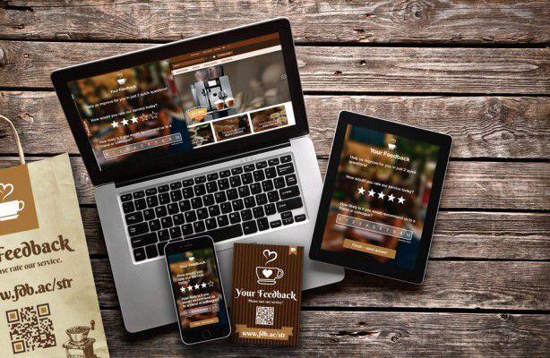 Bewertungen Online und Offline