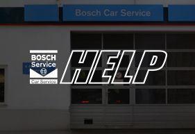 Bosch Car Service HELP-logo