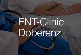 ENT- Clinic Doberenz-logo