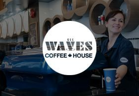 Waves Coffee-logo