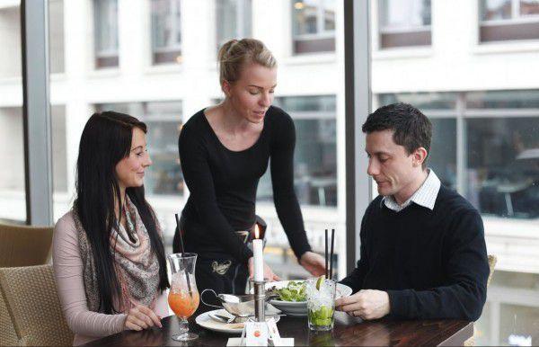 Kundenzufriedenheit Restaurant