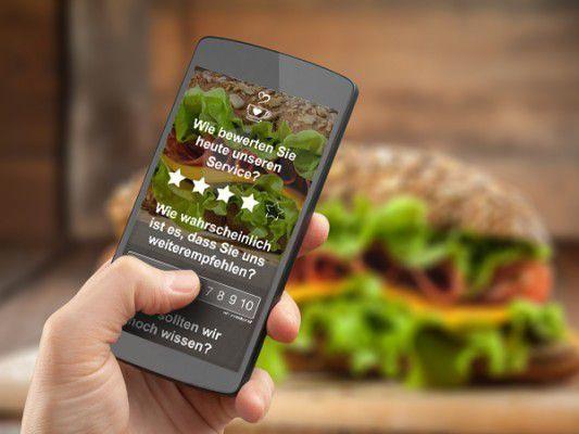 5 Sterne Bewertung Restaurant