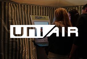 Studentenwerk Dresden – Uni Air 2016-logo